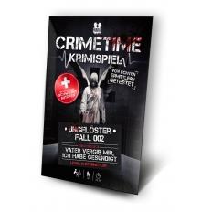 Crimetime Krimispiel Fall 002 - Vater vergib mir, ich habe gesündigt