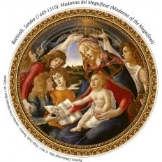 Madonna del Magnificat - Sandro Botticelli