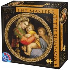 Madonna della Seggiola - Raphael