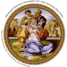 Doni Tondo - Michelangelo Buonarroti