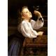 Lieber Vogel - William Adolphe Bouguereau