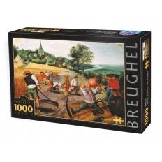 Sommer - Pieter Bruegel der Jüngere