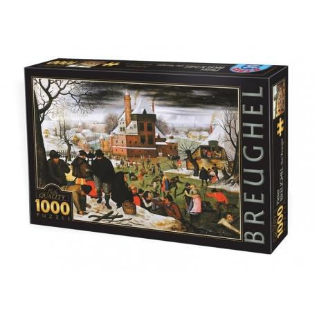 Winter - Pieter Breugel der jüngere