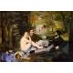 Das Frühstück im Grünen - Edouard Manet