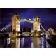 Tower Bridge bei Nacht - London