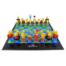 The Simpsons Schachspiel - 43cm