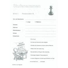 Stappenmethode Examen / Urkunde Stufe 1
