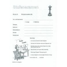 Stappenmethode Examen / Urkunde Stufe 5