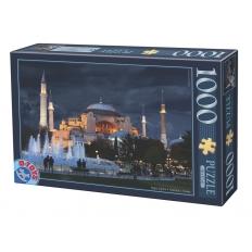 Hagia Sophia bei Nacht - Türkei