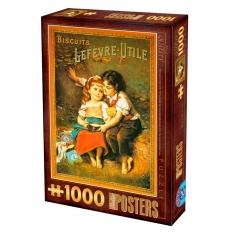 Biscuits Lefèvre-Utile