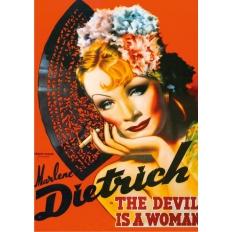 Marlene Dietrich - The Devil is a Women