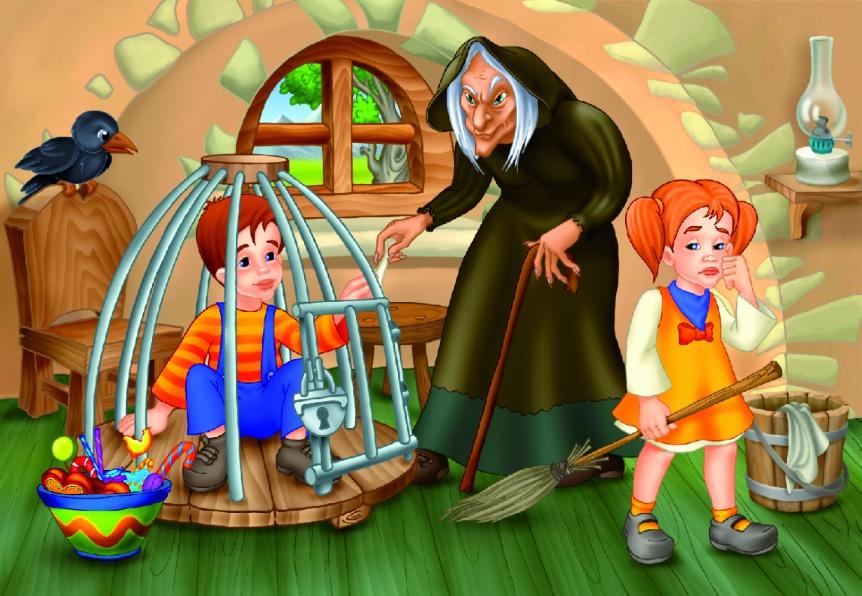 Hänsel Und Gretel Spiel