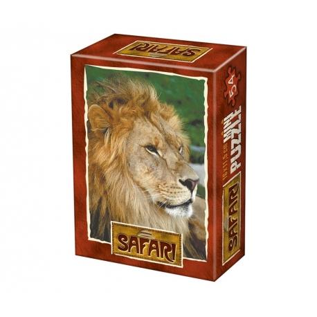 Löwe mit königlicher Aura
