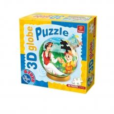 Schneewittchen - Puzzleball