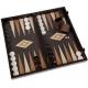 Backgammon Kassette Wenge-Design