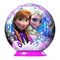 Frozen Anna & Elsa - Puzzleball