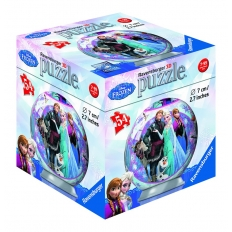 Frozen Family - Puzzleball