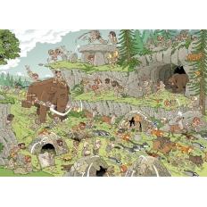 Die Steinzeit