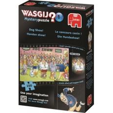 Die Hundeshow - Wasgij Mystery 1