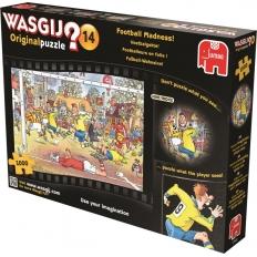 Fussball-Wahnsinn - Wasgij Original 14