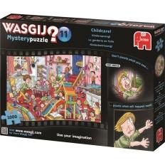 Kinderbetreuung - Wasgij Mystery 11 - Jumbo Puzzle