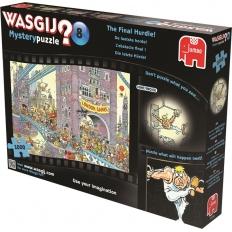 Die letzte Hürde - Wasgij Mystery 8