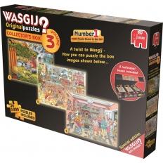 Wasgij Collectors Box Volume 3