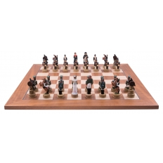 Schachspiel Napoleon vs Russland