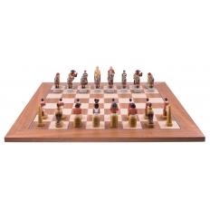 Schachspiel Römer vs Ägypter