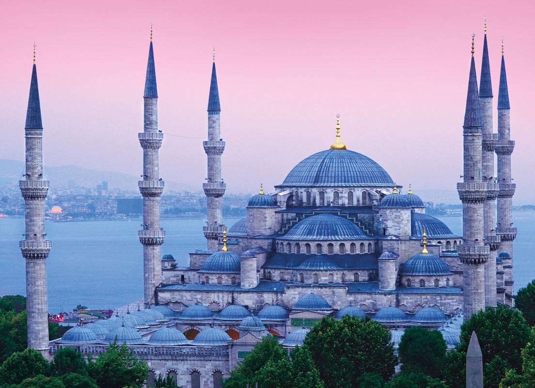 Die Erde, in der wir leben und der Raum, der die Welt ist - Seite 51 Blaue-moschee-istanbul