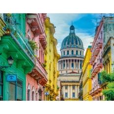 Buntes Kuba