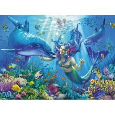 Leuchtendes Unterwasserparadies