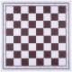 Schachbrett Kunststoff [54DEK]
