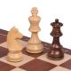 Schachspiel Advanced Mahagoni