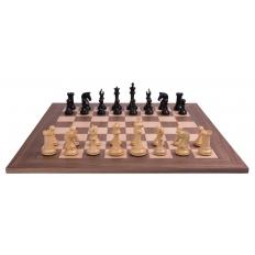 Schachspiel Sinquefield - 55cm