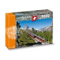 Gornergratbahn vor Matterhorn