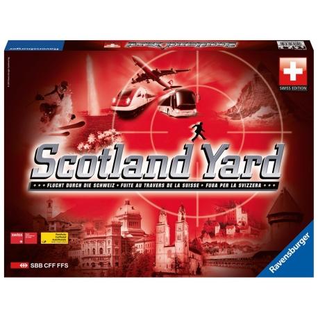 Scotland Yard - Swiss Edition