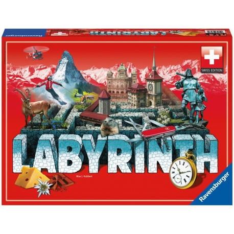 Labyrinth - Swiss Edition