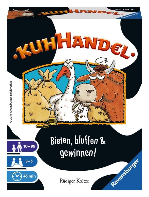Kuhhandel Spielanleitung