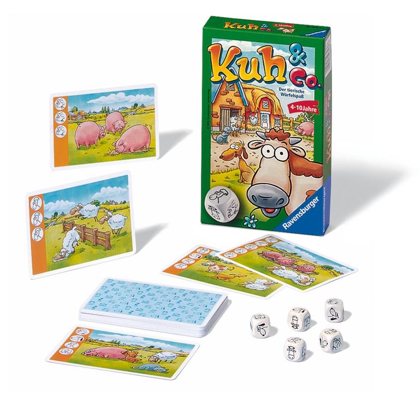 Kuh & Co Spielanleitung