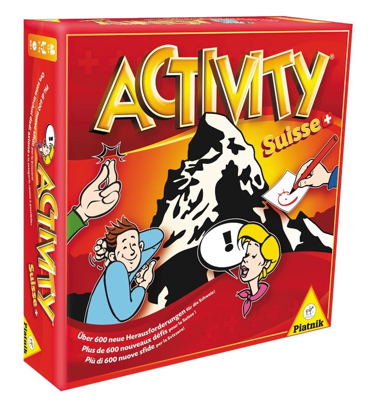 Spiel Activity