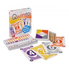 Qwinto - Das Kartenspiel