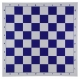 Schachplane Kunststoff [57CNK blue]