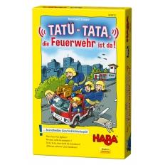 Tatü-Tata die Feuerwehr ist da!