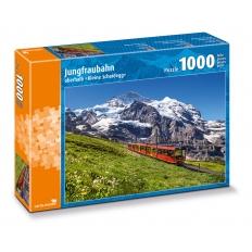 """Jungfraubahn oberhalb """"Kleine Scheidegg"""""""