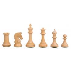 Schachfiguren Sinquefield Ebony - 95mm