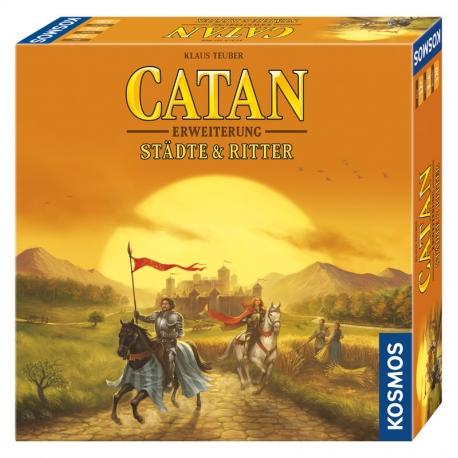 Catan Erweiterung - Städte & Ritter