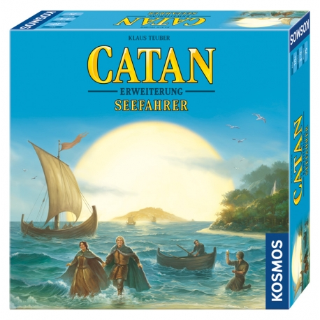 Catan Erweiterung - Seefahrer
