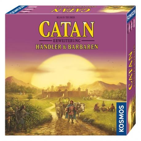 Catan Erweiterung - Händler & Barbaren