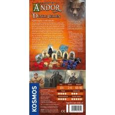 Die Legenden von Andor Ergänzung - Dunkle Helden